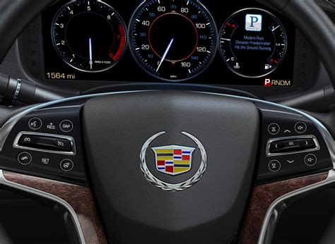 cadillac ats hands   tech helped caddy pull