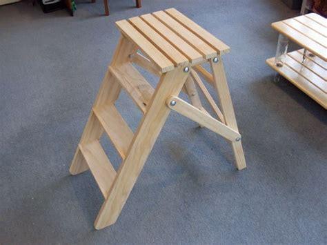 sjobergs elite  stain  varnish wood step ladder plans