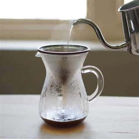 kinto slow coffee style coffee maker gadgetsin