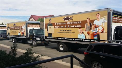 christian brothers moving storage