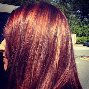 Best 25 Mahogany Hair Colors Ideas On Pinterest Mahogany ...