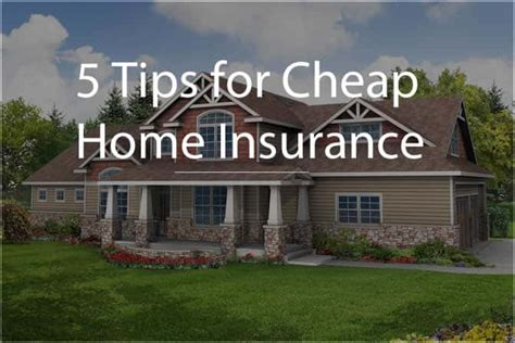 How to complain about your insurance provider. 5 Tips for Cheap Home Insurance - East Insurance Group LLC