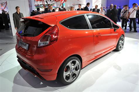 Ford Fiesta St Concept Is Tiny Tough Hotness Autoblog