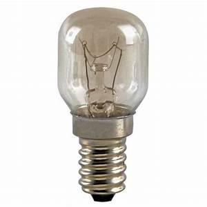 Ampoule De Frigo : ampoule sp ciale frigo culot e14 300 15w 220 achat ~ Premium-room.com Idées de Décoration