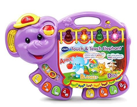 vtech touch and learn activity desk purple vtech touch and teach elephant purple online exclusive