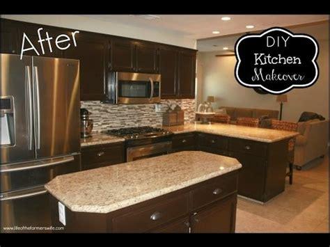 Staining Kitchen Cabinets  Staining Kitchen Cabinets