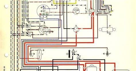 1967 Vw Beetle Wiring Diagram by 1967 Beetle Wiring Diagram Usa Thegoldenbug Best