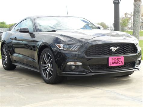 Mustang Ecoboost 2017 by New 2017 Ford Mustang Ecoboost 2dr Car In Port Lavaca