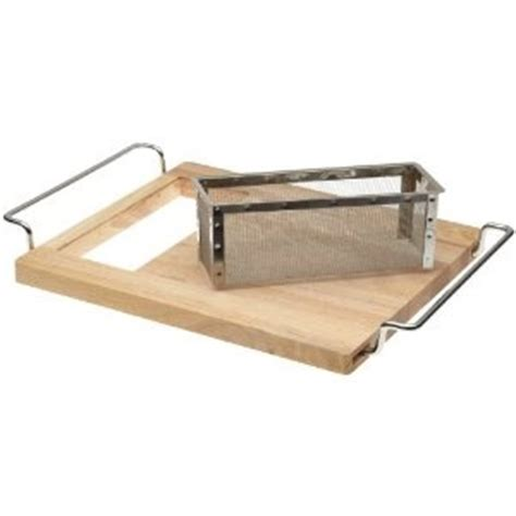 kitchen sink board sink cutting board with strainer kitchen remodel 2588