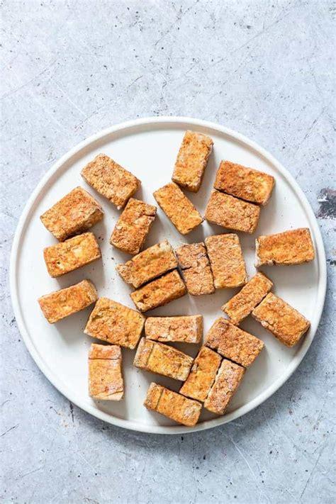 fryer air tofu crispy carb low recipes gluten vegan super tools