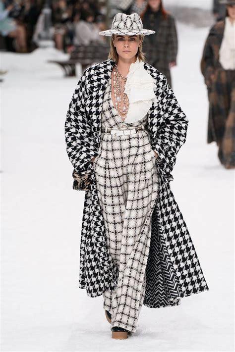 Chanel Fallwinter 2019 Ready To Wear Alicja Krawczyk