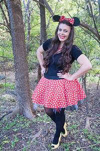 Minnie Mouse Costume | All That Glitters
