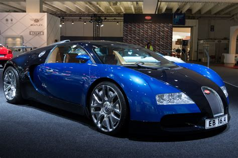 2000 Bugatti Eb 16/4 Veyron Concept