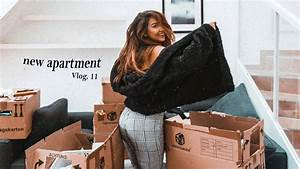 Meine Erste Wohnung : meine erste eigene wohnung die ersten tage vlog 11 michelle danzinger youtube ~ Orissabook.com Haus und Dekorationen