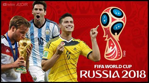 Fifa World Cup Russia Trailer Youtube