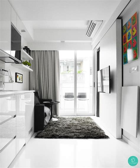 Smart Designs For Small Spaces In Singapore Homes