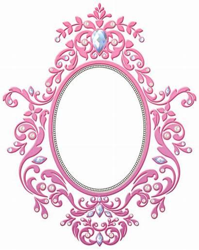 Transparent Pink Frame Clipart Decorative Elements Yopriceville