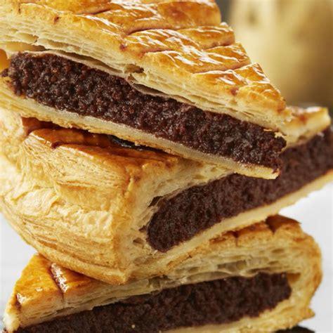 cuisine chocolat recette galette des rois frangipane chocolat cuisine