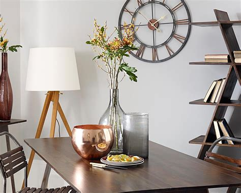 Living Room Wall Clocks Uk by Large Metal Wall Clock Home Accessories Living Room Clocks