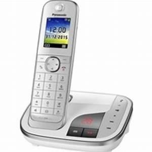Telefon Weiß Schnurlos : panasonic schnurloses telefon bei kaufen ~ Eleganceandgraceweddings.com Haus und Dekorationen
