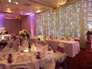 Wedding Party Venue Decor Album - Party Linen
