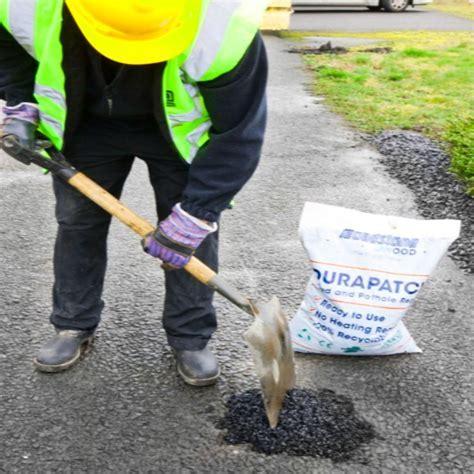 Durapatch Tarmac Repair   McCarthys Fuels & Builders