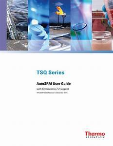 Tsq8000 Autosrm 1r120587 0005 Tsq Duo Auto Srm User Guide