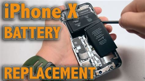 iphone  battery replacement youtube