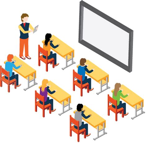 11286 student in class clipart png innovative technology in education boxlight