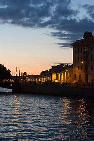 White Nights St. Petersburg Russia