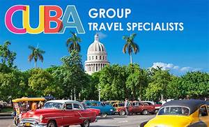 Home Based Travel Agent News: CUBA Group Travel Available