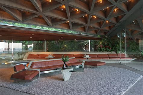 A Look At Hollywood's Love Affair With John Lautner