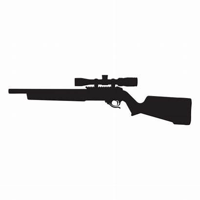Rifle Sniper Silhouette Svg Francotirador Silueta Gris