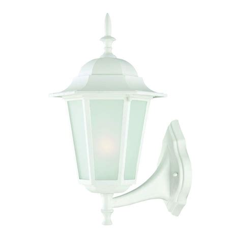 acclaim lighting camelot collection 1 light textured white