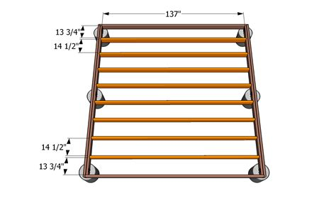 12x12 deck plans free ground level deck frame deck frame plans ideas for the