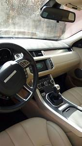 Range Rover Evoque 2015 Manual Diesel Tokunbo