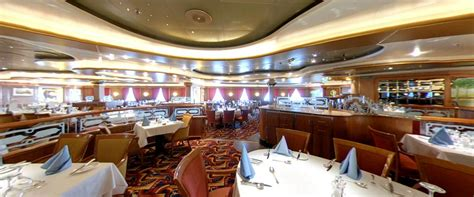 Food And Dining On Board Oceana  P&o Cruises