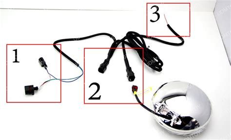 Mini Cooper Light Wire Diagram by How To Install Led Daytime Running Ls Rally Lights On
