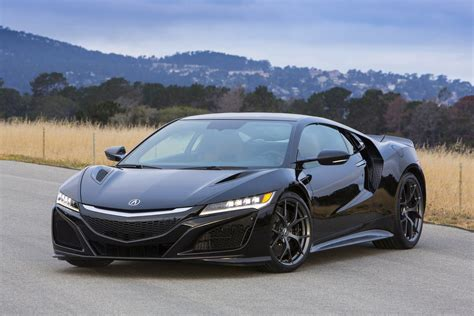 acura nsx picture  car review  top speed
