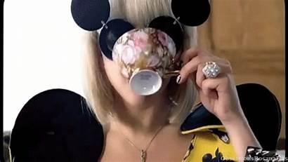 Gaga Lady Paparazzi Mickey Mouse Gifs Giphy