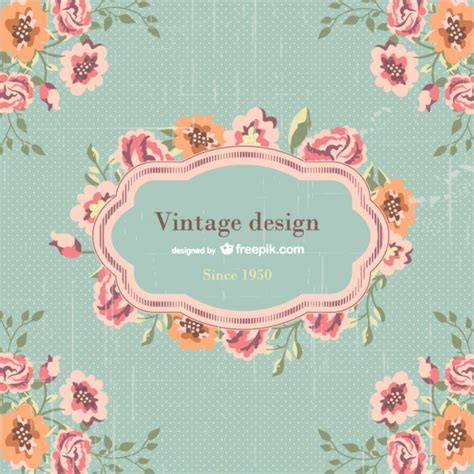 designer vintage vintage template design vector free