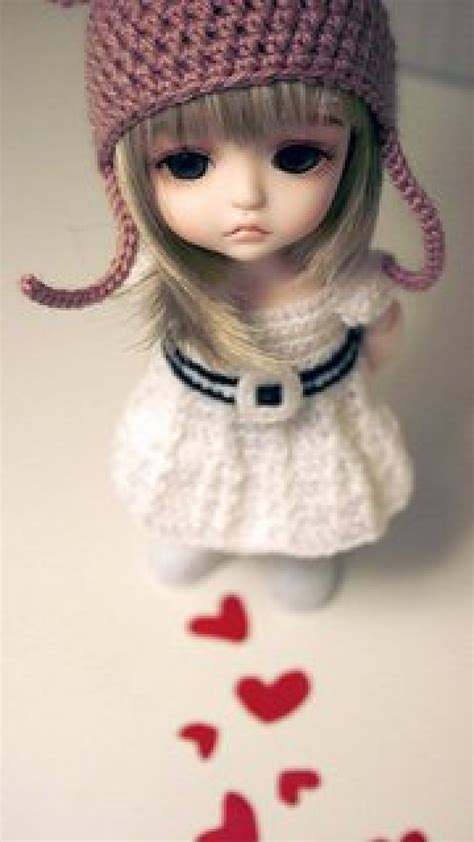 Animated Dolls Wallpapers For Mobile - baby doll pics wallpapers 44 wallpapers adorable