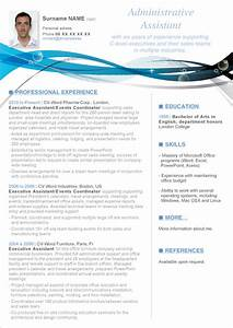 Cv Template Word For A Student