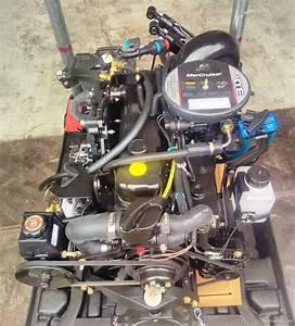Mercruiser 3 0 L 130 Mpi Engine 2016 - Velkua