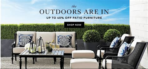 hudson s bay canada offers get up to 40 patio