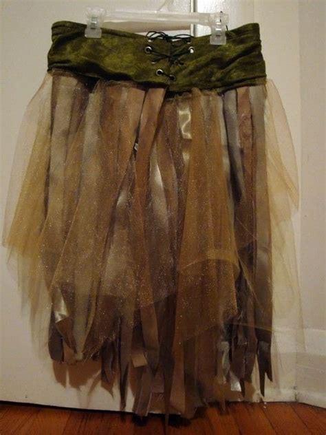 nymph  fairy costume  ribbon skirt dressmaking