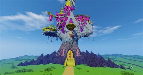 brohoofcom minecraft ponyville safe twilights castle derpibooru