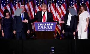 Full transcript, video of Donald Trump's victory speech ...
