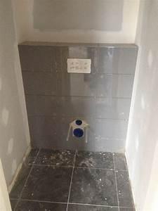 Pose Toilette Suspendu : chezalexetnico faience wc suspendus ~ Melissatoandfro.com Idées de Décoration