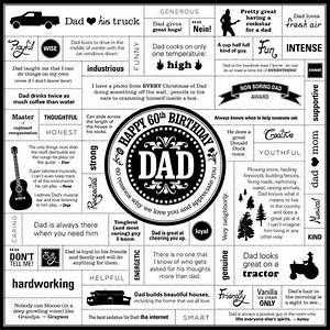great 60th birthday gift ideas for dad | 50th Party Ideas ...